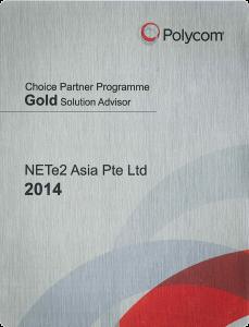 Polycom Gold Solution Advisor